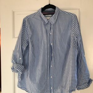 Women's Charter club relaxed fit blouse